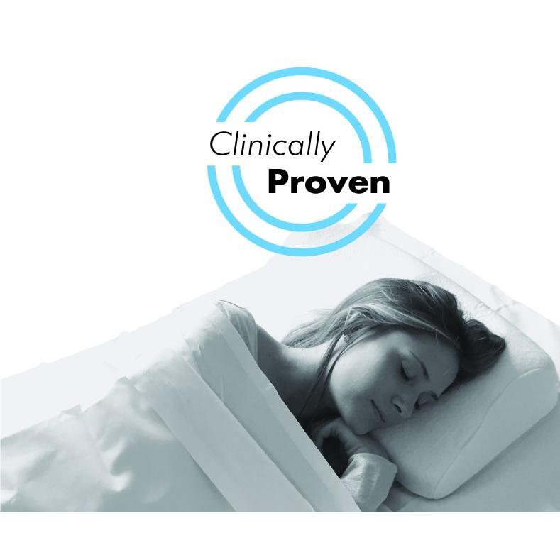 Anti Snurk Kussen : Posiform anti snurk pillow nyx slaapinstituut