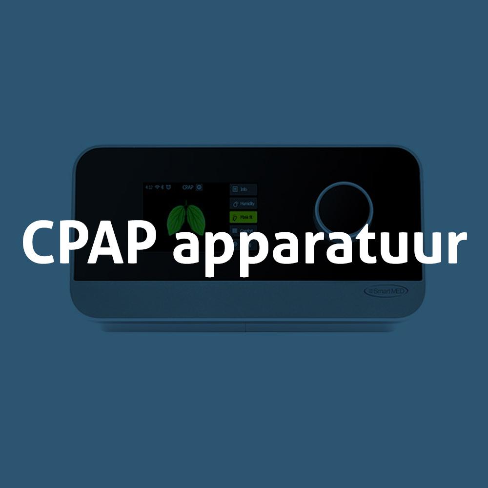 CPAP apparatuur