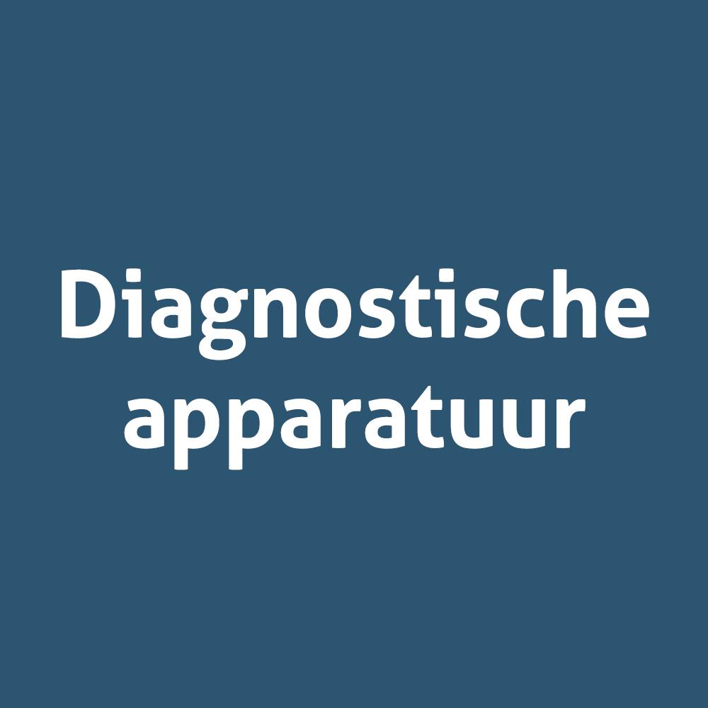 Diagnostische apparatuur